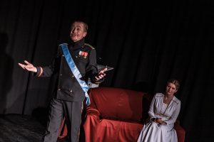 Claudius: Viczián Ottó