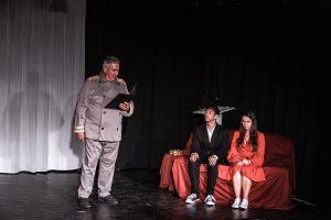 Polonius: Faragó András | Laertes: Kazári András | Ophelia: Orosz Csenge