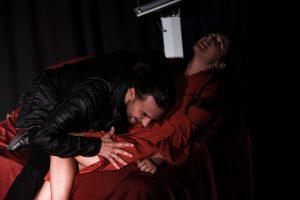 Hamlet és Ophelia