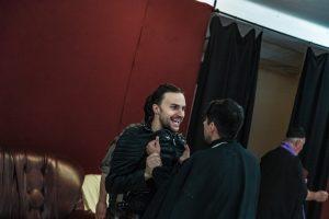 Hamlet és Laertes